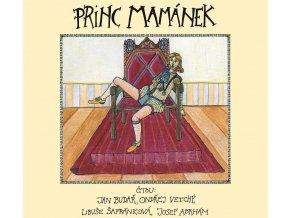 Princ Mamánek (audiokniha) - Jan Budař