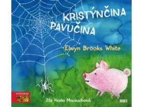 Kristýnčina pavučina (audiokniha pro děti) - Elwyn Brooks White