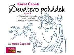 Devatero pohádek (audiokniha pro děti) - Karel Čapek