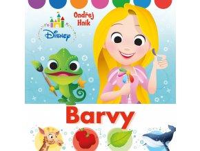 Disney - Barvy - kolektiv