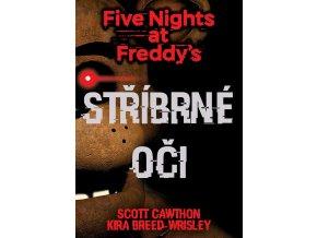Five Nights at Freddy's 1.: Stříbrné oči - Scott Cawthon, Kira Breed Wrisley