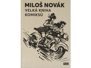 Velká kniha komiksů - kolektiv