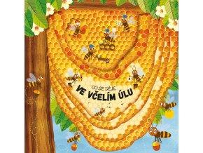 Co se děje ve včelím úlu - Petra Bartíková