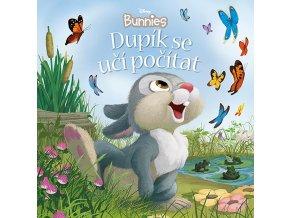 Disney Bunnies - Dupík se učí počítat - Kolektiv