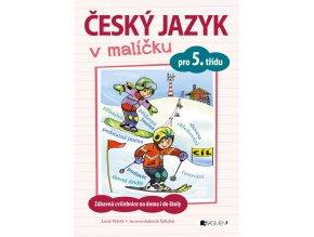 Český jazyk v malíčku pro 5. třídu - Lucie Tomíčková