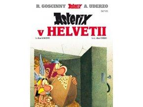 Asterix 7 - Asterix v Helvetii - René Goscinny