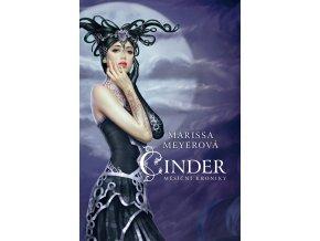 Cinder - Měsíční kroniky - Marissa Meyerová