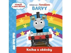 Učíme se s Tomášem - barvy - autora nemá