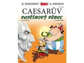 Asterix 8 - Caesarův vavřínový věnec - René Goscinny