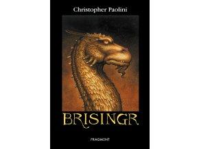 Brisingr – měkká vazba - Christopher Paolini