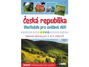 Česká republika – Vlastivěda pro zvídavé děti - Radek Machatý