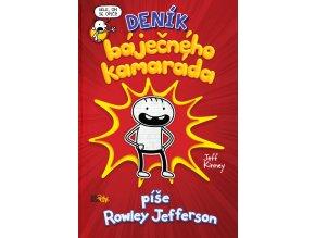 Deník báječného kamaráda - Jeff Kinney