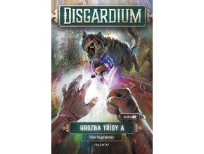 Disgardium 1 – Hrozba třídy A - Dan Sugralinov