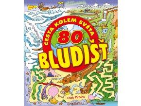 80 bludišť – Cesta kolem světa - Andy Peters