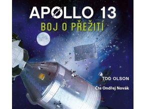Apollo 13: Boj o přežití (audiokniha) - Tod Olson