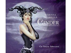 Cinder - Měsíční kroniky (audiokniha) - Marissa Meyerová