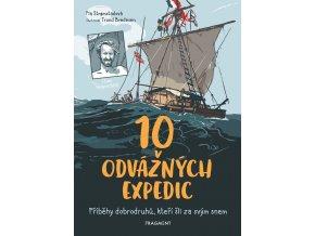 10 odvážných expedic - Pia Stromstadová