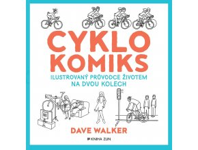 Cyklokomiks - Dave Walker