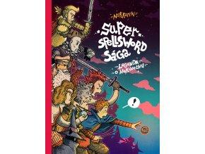 Super Spellsword Sága - Nikkarin