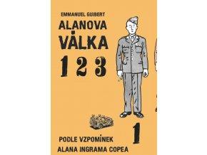 Alanova válka - Souborné vydání 1-3 - Emmanuel Guibert