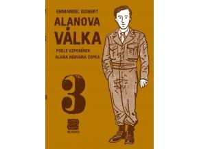 Alanova válka 3 - Podle vzpomínek Alana - Emmanuel Guibert
