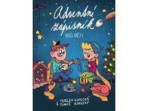 Adventní zápisník pro děti - Tereza Kopecká