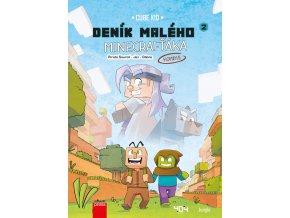 Deník malého Minecrafťáka: komiks 2 - Cube Kid