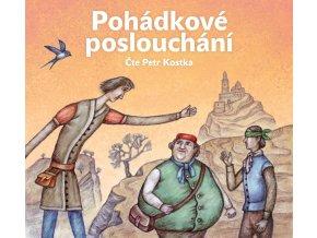 Pohádkové poslouchání (audiokniha pro děti) - Karel Jaromír Erben, Jan Karafiát, Beneš Method Kulda, Božena Němcová