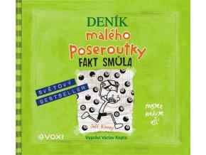 Deník malého poseroutky 8 - (audiokniha) - Jeff Kinney, Václav Kopta