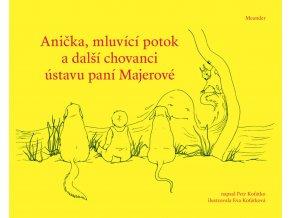 Anička, mluvící potok a další chovanci ústavu paní Majerové - Petr Koťátko