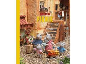 Dům myšek - Piknik - Karina Schaapman