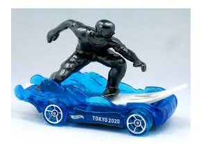 hot wheels surf s up olympic games tokyo 2020 1 10 ghb72