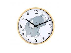 hodiny se slonem
