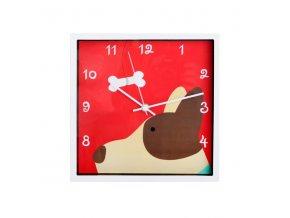 hodiny s pejskem