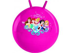 Míč skákací Disney Princezny 50 cm skladem
