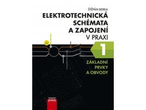 Elektrotechnická schémata a zapojení v praxi 1 - Štěpán Berka