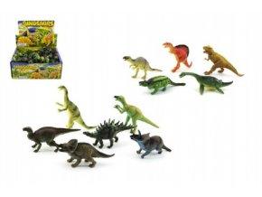 Dinosaurus plast 11cm asst 96ks v boxu