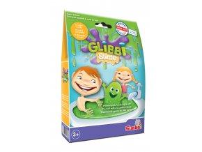 Glibbi Slime Sliz zelený skladem