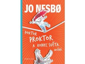 Doktor Proktor a konec světa. Možná... (3) - Jo Nesbo