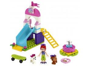 LEGO Friends Hřiště pro štěňátka