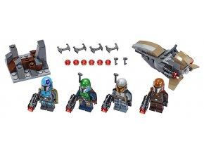 LEGO Star Wars Bitevní balíček Mandalorianů