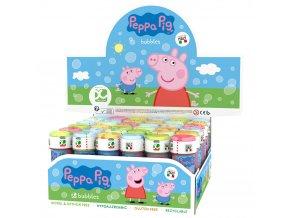 Bublifuk Peppa Pig 60 ml (dis. 36)