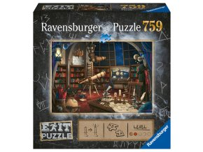 Exit Puzzle: Hvězdárna 759 dílků