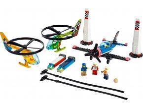 LEGO City Závod ve vzduchu