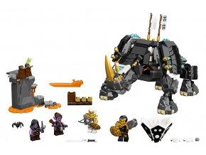LEGO Ninjago Zaneův nindžorožec