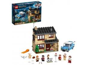 LEGO Harry Potter Zobí ulice 4