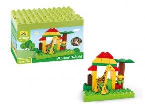 Kostky - žirafa