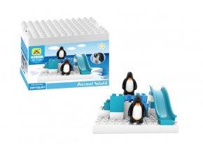 Kostky - tučňák