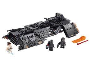LEGO Star Wars Přepravní loď rytířů zRenu