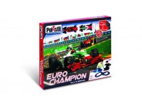 Polistil Autodráha Euro Champion Formula one Track set 1:43